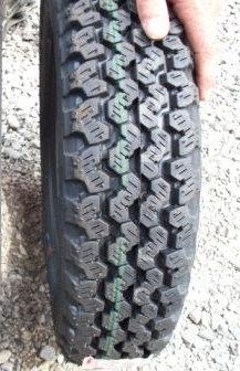 Super Digger Tires (1 set)