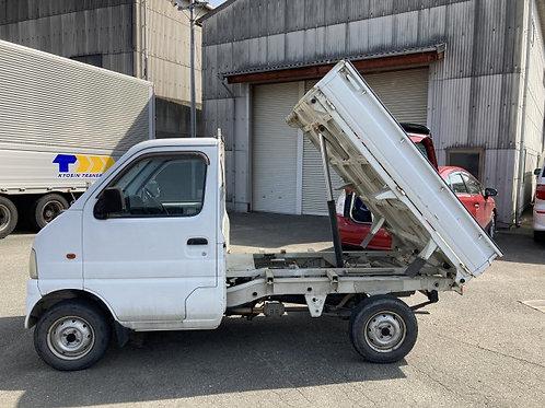 2001 Suzuki Japanese Minitruck [#4661]