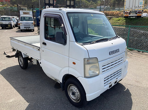 2002 Suzuki Japanese Minitruck [#4722]