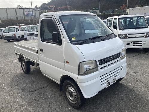 2002 Suzuki Japanese Minitruck [#4583]