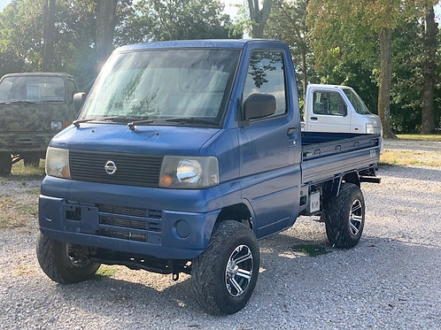 2004 Mitsubishi Japanese Minitruck [#3709]