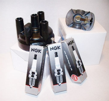 Suzuki Cap & Rotor Kit