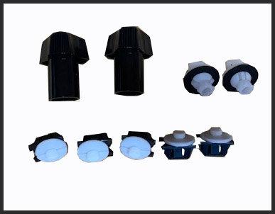 Suzuki Grill Clip Kit