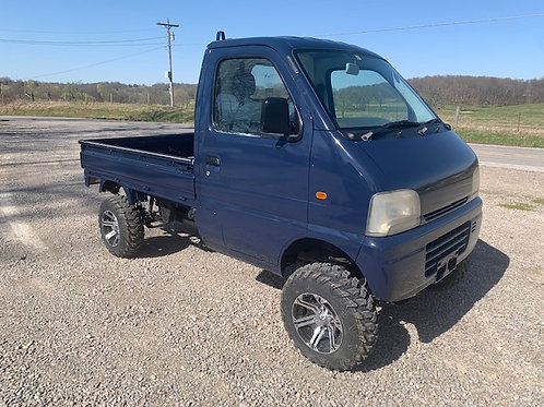 1999 Suzuki Japanese Mini Truck [#4117]