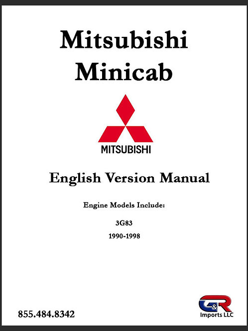 Mitsubishi Manual