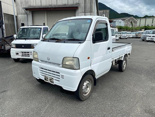 1999 Suzuki Japanese Mini Truck $6,700 [#4117]