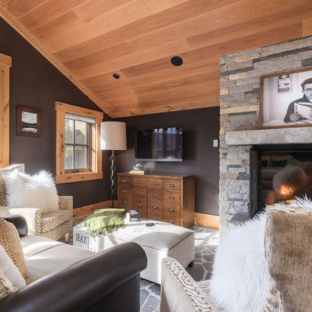 Fall Colors We Love for Mountain Home Interior Design