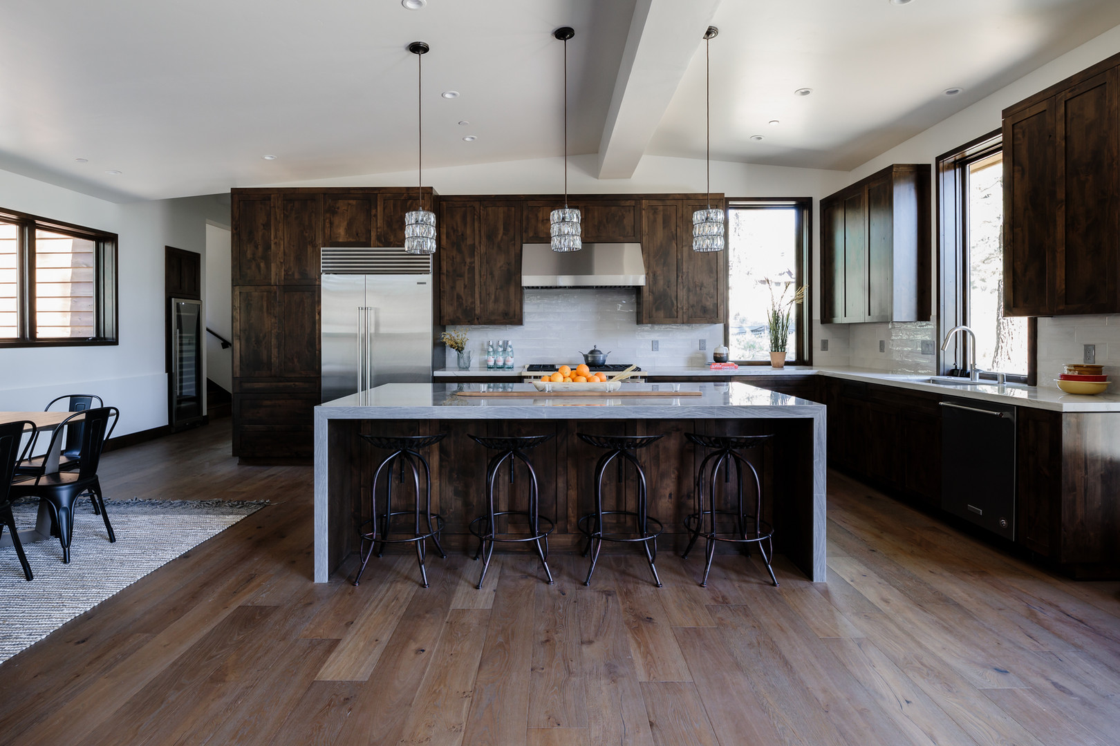 Lake Tahoe/Truckee Interior Design Services by Tinsel House Studio