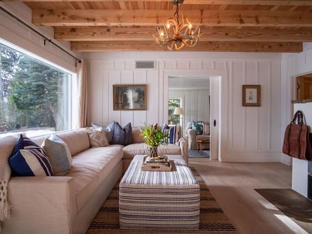 Renovating a Dream Tahoe Cabin