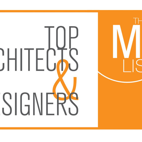 Mountain Living's Top Designers for 2021