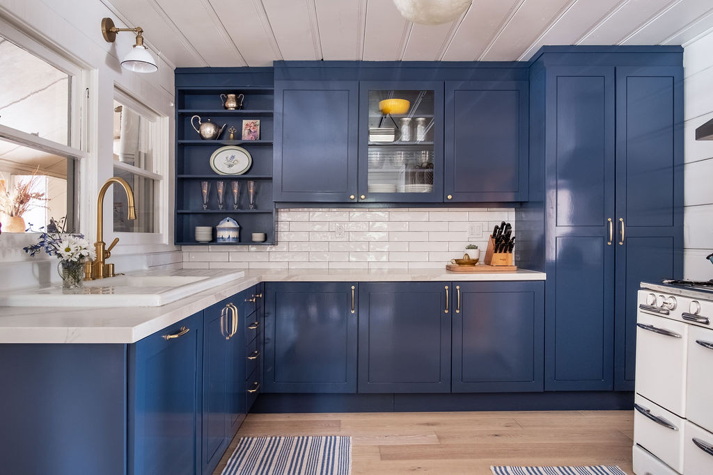 Kitchen Design by Tinsel House