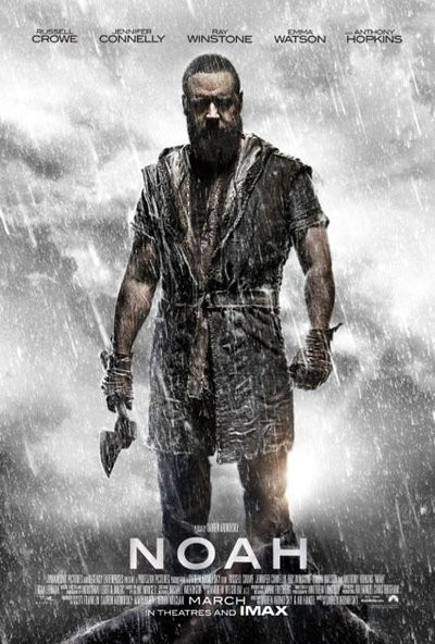 My name is Joel Nykyforchyn-Clark. I saw Noah and I liked it.