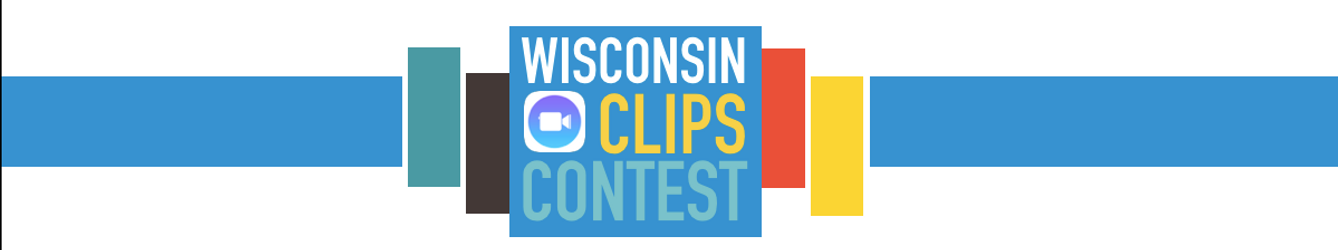 Wisconsin Clips Contest logo