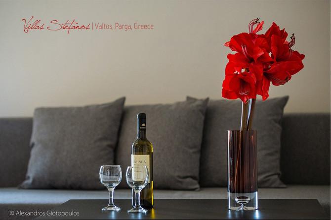 Villa Stefanos, by Alexandros Giotopoulos