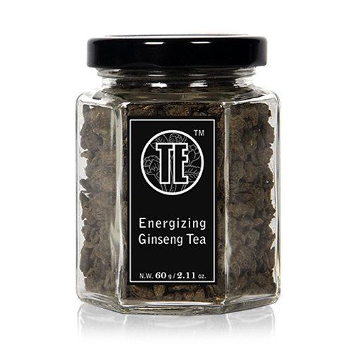 Energizing Ginseng Tea