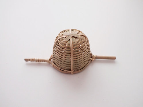 Hand-made Organic Bamboo Tea Strainer