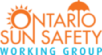 Ontario Sun Safety Working Group Logo
