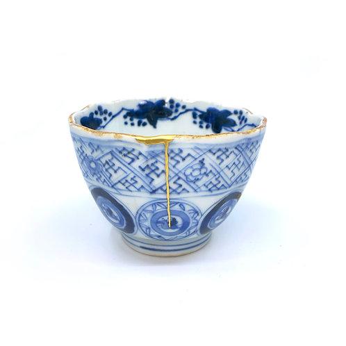 Edo Perido Imari bowl