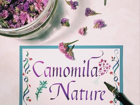 aromatherapy & medicalherb Camomila Nature