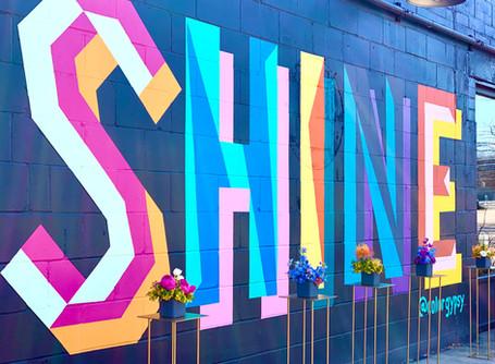 Minnesota Mural Project: SHINE!