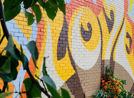 Minnesota Mural Project: LOVE