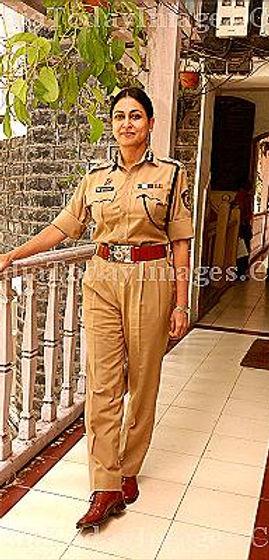 Joint CP Crime Mumbai Meeran Chadha Borw