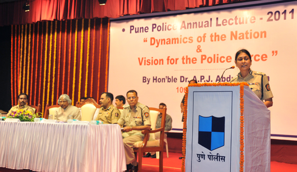 CP Pune on dias