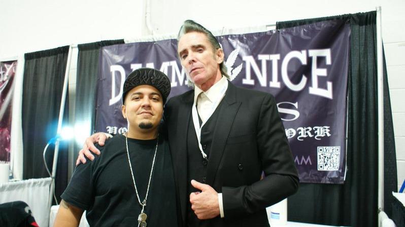 Damm Nice & Mark Mahony