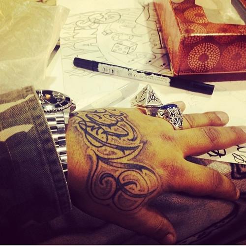 Tattoo by Boog Star