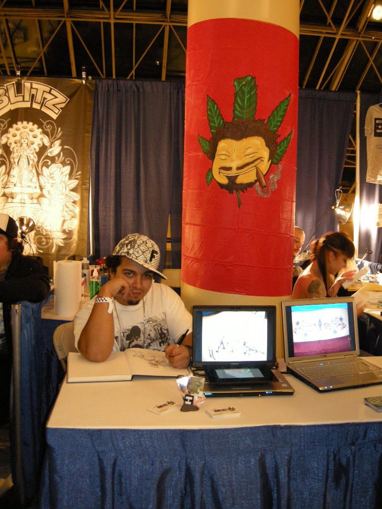 Philadelphia Tattoo Expo 2009