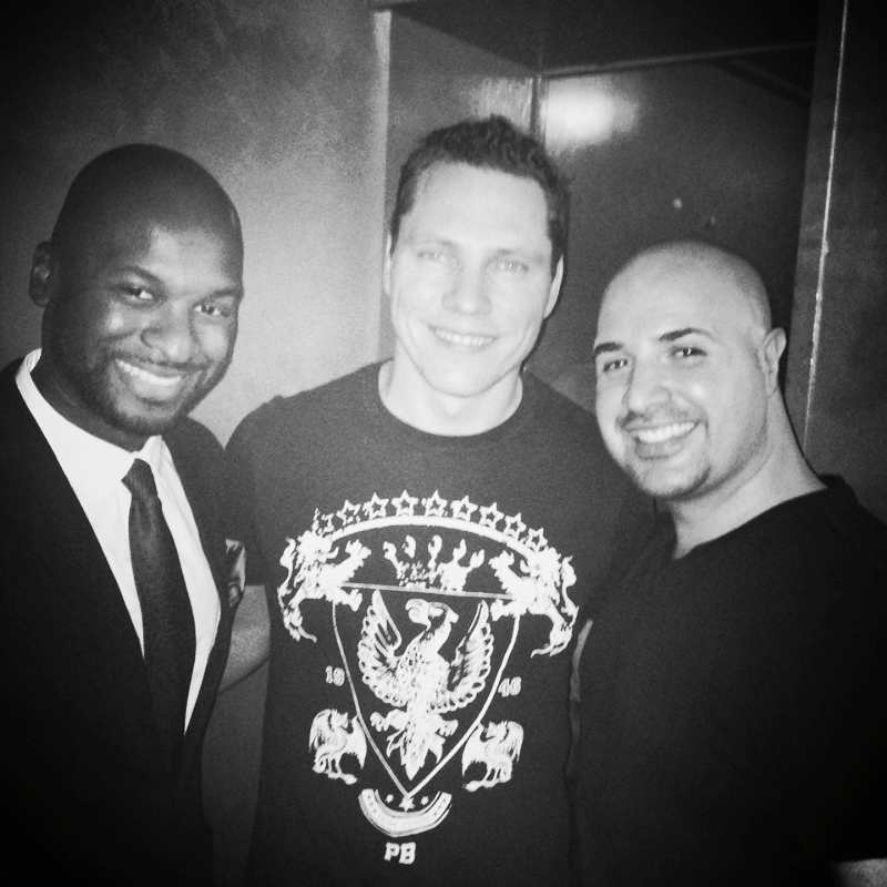 TIESTO & DJ GIOVANNI - WEBSTER HALL