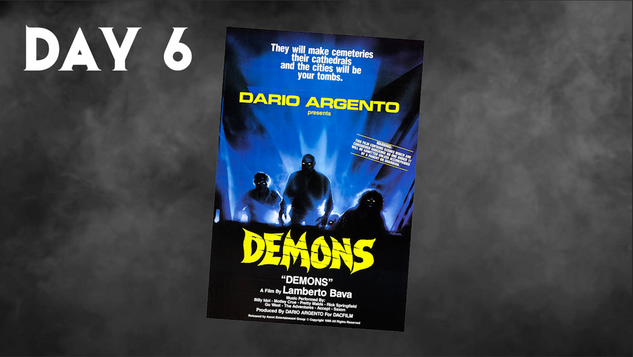 Demons | 31 Days Of Horror