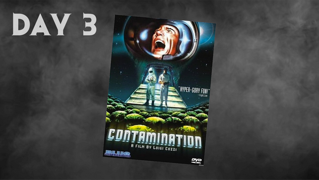 Contamination | 31 Days Of Horror