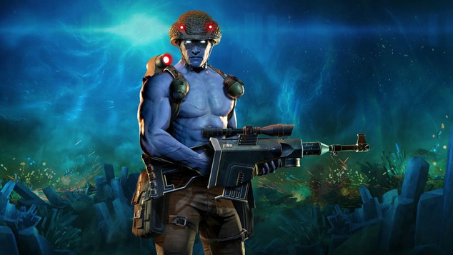 We Streamed Rogue Trooper Redux... From The Sofa!