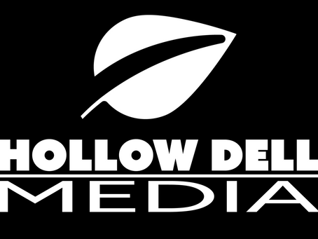 Welcome to the new look Hollow Dell Media!