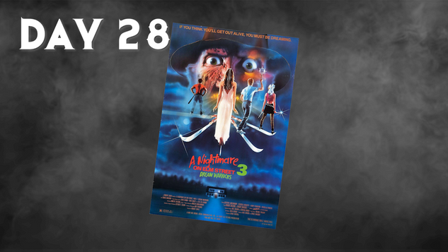 A Nightmare On Elm Street 3: Dream Warriors | 31 Days Of Horror