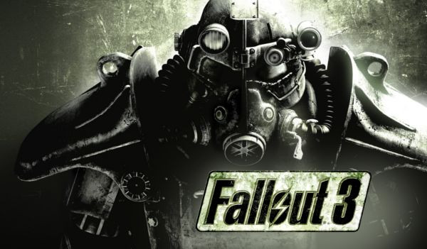 Playing Fallout 3... From the Sofa!