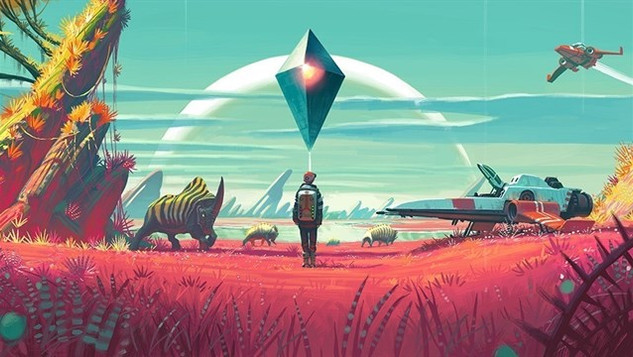 We Streamed No Man's Sky... From The Sofa!
