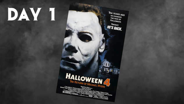 Halloween 4 | 31 Days of Horror