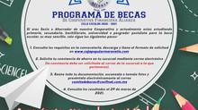 CONVOCATORIA DE BECAS 2020-2021