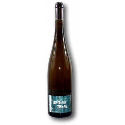 Loyela Blues - Domaine Verdier-Logel - Vin de pays d'Urfée - Riesling