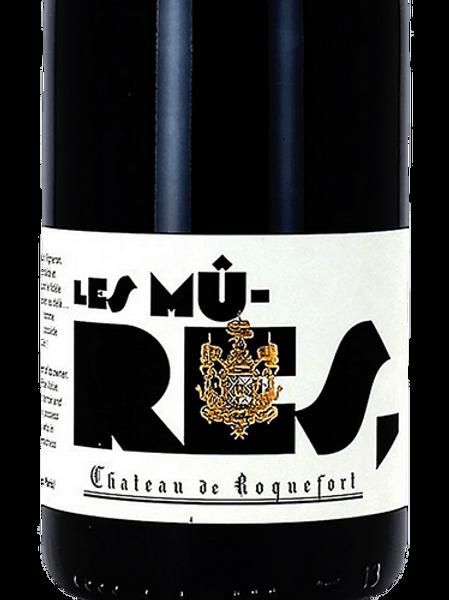Les Mu-res - Château de Roquefort - AOC Côtes de Provenc