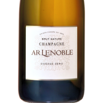 Brut nature Dosage Zéro - Ar Lenoble - Champagne