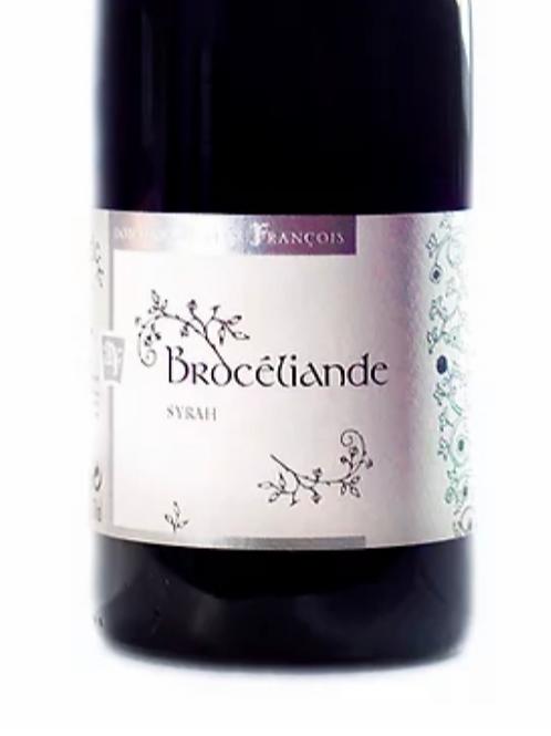 Brocéliande - Domaine François Merlin - Vin de pays des collines Rhodaniennes