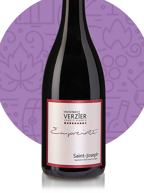 Empreinte - St Joseph - Vignoble Verzier - Chavanay