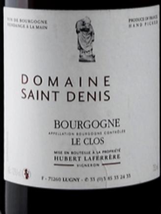 Le Clos - Domaine St Denis - Pinot Noir