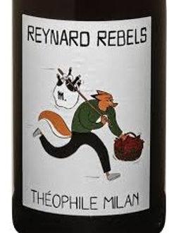 Reynard Rebels Cuvée Théophile Milan - Domaine Milan - Provence les Alpilles