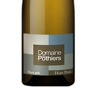 Hors piste - Domaine des Pothiers - Côte Roannaise - Pinot Gris