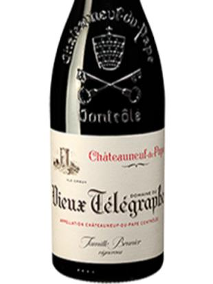 Télégramme - Famille Brunier - Chateauneuf du Pape