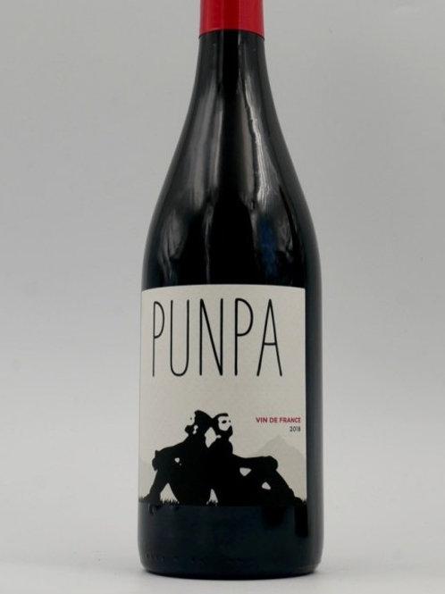 Cuvée Punpa - Domaine Arretxea - Sud-Ouest - Agriculture biologique